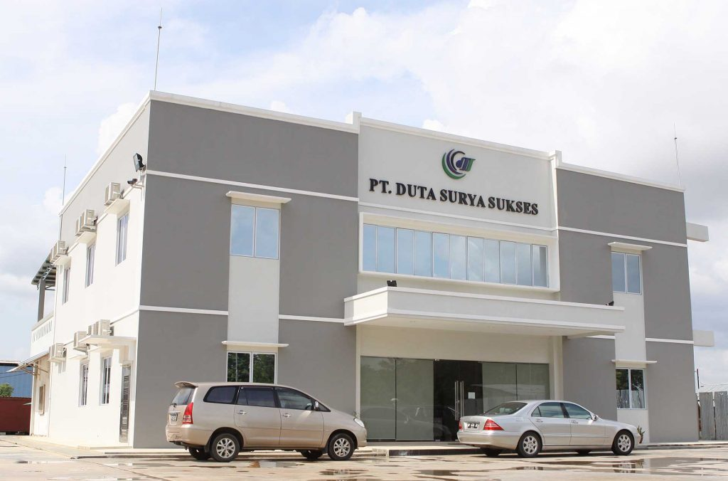 Duta Surya Sukses Office at Batam liquid oxygen, liquid nitrogen and liquid argon