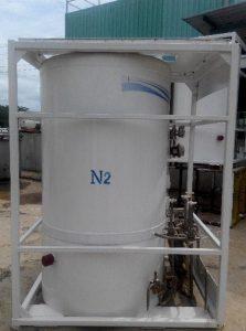 Liquid Nitrogen Cryogenic at Batam