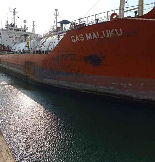 Gas Maluku