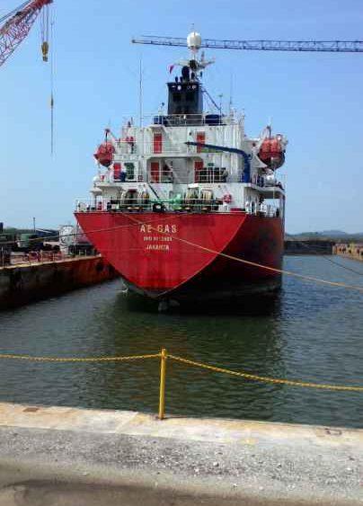 MT Asian Gas II @ Marcopolo Shipyard2