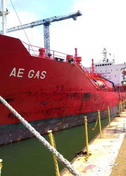 MT Asian Gas II @ Marcopolo Shipyard4