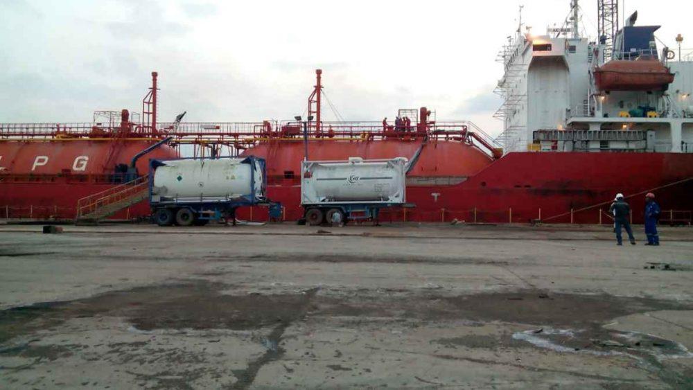 MT Asian Gas II @ Marcopolo Shipyard5