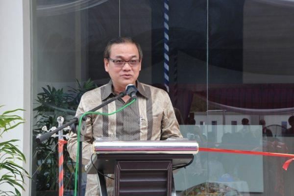 Pidato Sukiat Kusuma Grand Opening